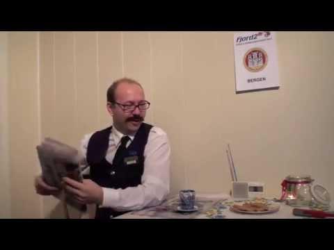 Kjell Kjellen Bigset - Episode 3 - Julekalender 2014-Bærum