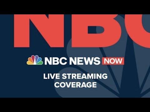 Live: NBC News NOW - Jan. 26