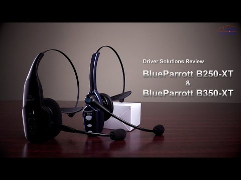 Review: BlueParrott B250-XT vs. BlueParrott B350-XT