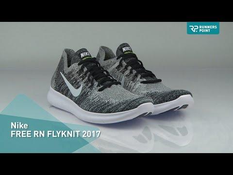 Nike FREE RN FLYKNIT 2017 - YouTube