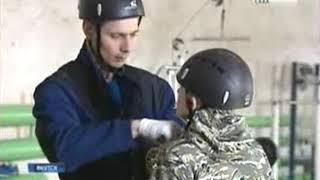 Якутские спасатели и пожарные в обучении детей культуре безопасности сочетают теорию с практикой
