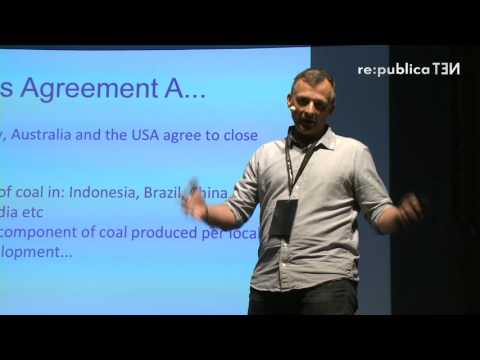 re:publica 2016 – Johnny West: An inventory of the world: how the climate change agreement ... on YouTube