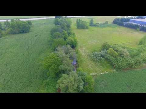 Dingman Creek Drone Footage - Zone E