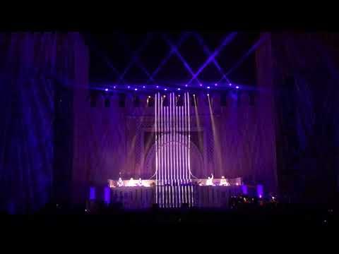 Les Maîtres du Temps - ouverture 24ème Festival des Musiques Sacrées de Fes - 22 juin 2018
