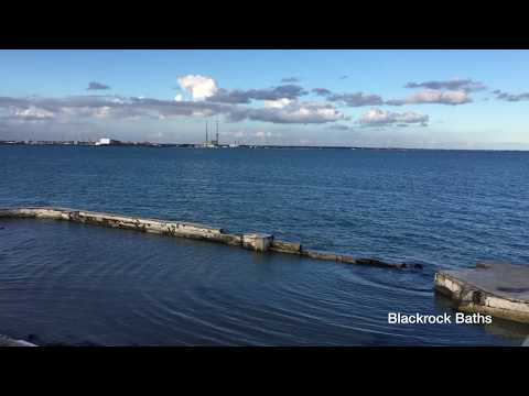 A walk to Dun Laoghaire, Ireland - Oct 2016