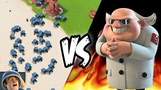 All MAX Critters vs New Dr Terror Boom Beach!
