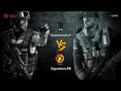 Point Blank: OneMoreAvii vs Signature.PB