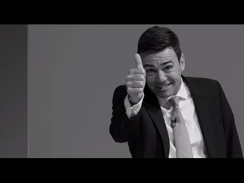 Andy Burnham - The Facts