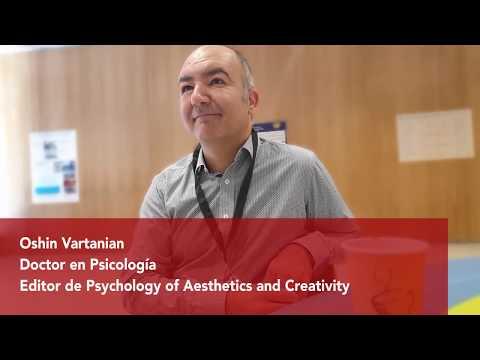 Oshin Vartanian: ¿Cómo ser más creativos? La diferencia entre los niños y los adultos