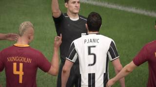 AS Roma vs Juventus: Serie A