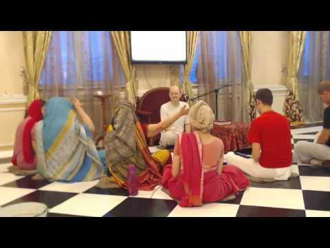 Шримад Бхагаватам 4.13.28 - Шри Говинда прабху