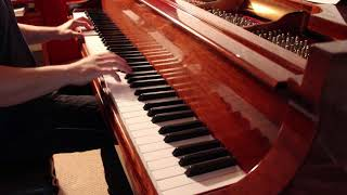 Fury of the Storm - Dragonforce - FULL piano cover w/ SOLO & BREAKDOWN & SHEET MUSIC- John Yang -