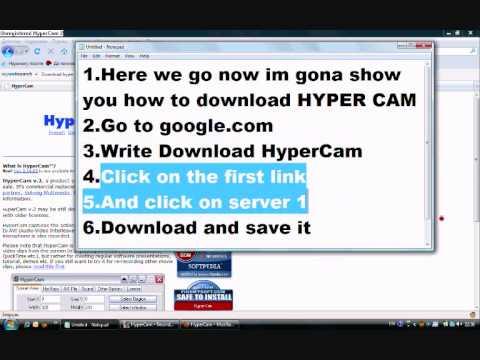 Hyper cam 1 5
