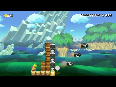 Hard! By Cody - Super Mario Maker - No Commentary