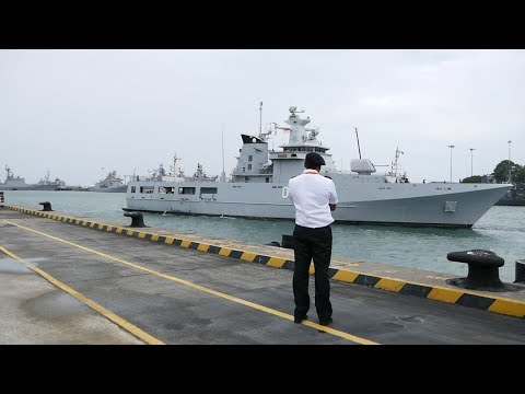 IMDEX 2017 Changi Naval Base Part 2