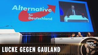 Eurohasser vs. Asylantenhasser: Wer dominiert die AfD?