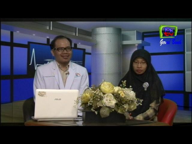 PKTV BONTANG | Apa Penybab Biduran Urticaria Bersama dr. Andi Anwar Arsyad, SpKK