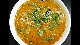 how to make tiffin sambar recipe in tamil idli dosa paruppu sambar recp 2