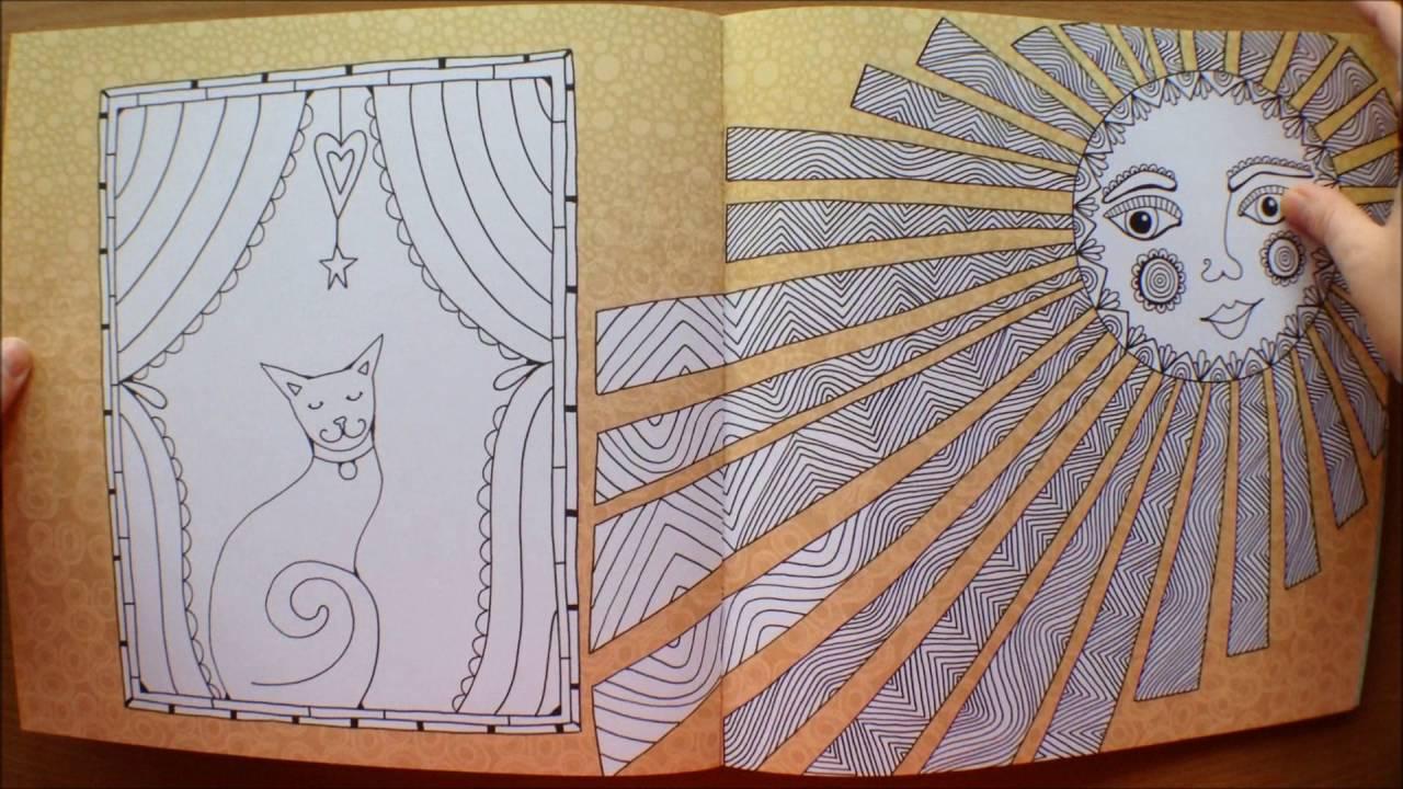 Colour With Me Mum By Jasmine Narayan And Hannah Davies Colouring Book Flipthrough
