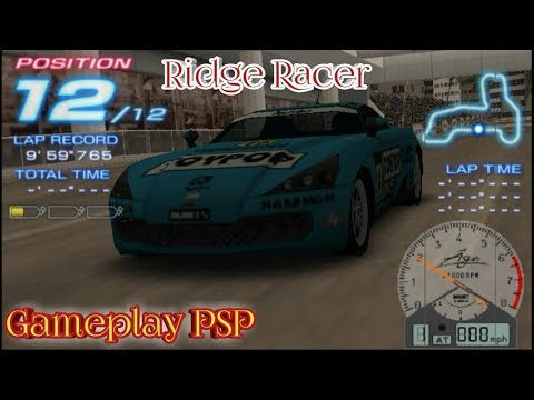 Ridge Racer - Gameplay PSP | Play On Android | Download