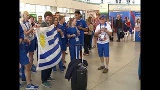 Уругвайские болельщики рассказали, что их поразило в Самаре