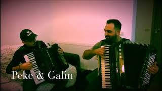 Peke & Galin - Topcina (cover) Resimi