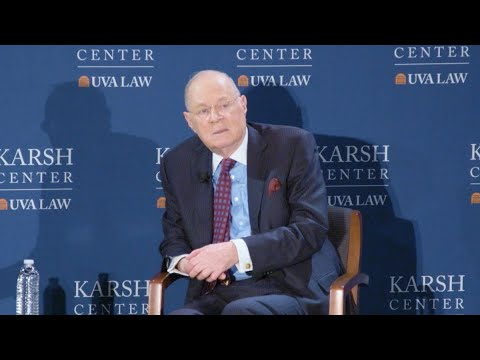 Justice Kennedy Says `There's a Problem of Money in Politics'