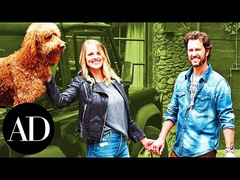 Inside Toms Shoes Founder Blake Mycoskie's Los Angeles Home | Celebrity Homes | Architectural Digest