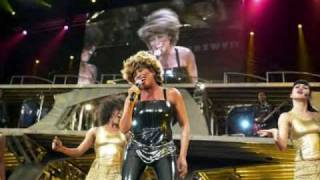 Tina Turner- I Want To Take You Higher & Absolutely Nothing
