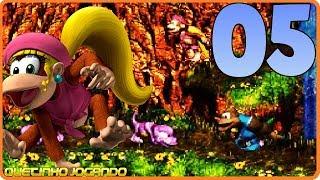 Vamos Jogar Donkey Kong 3 Parte 05