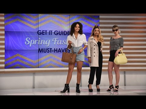 Get It Guide Fashion Must Haves