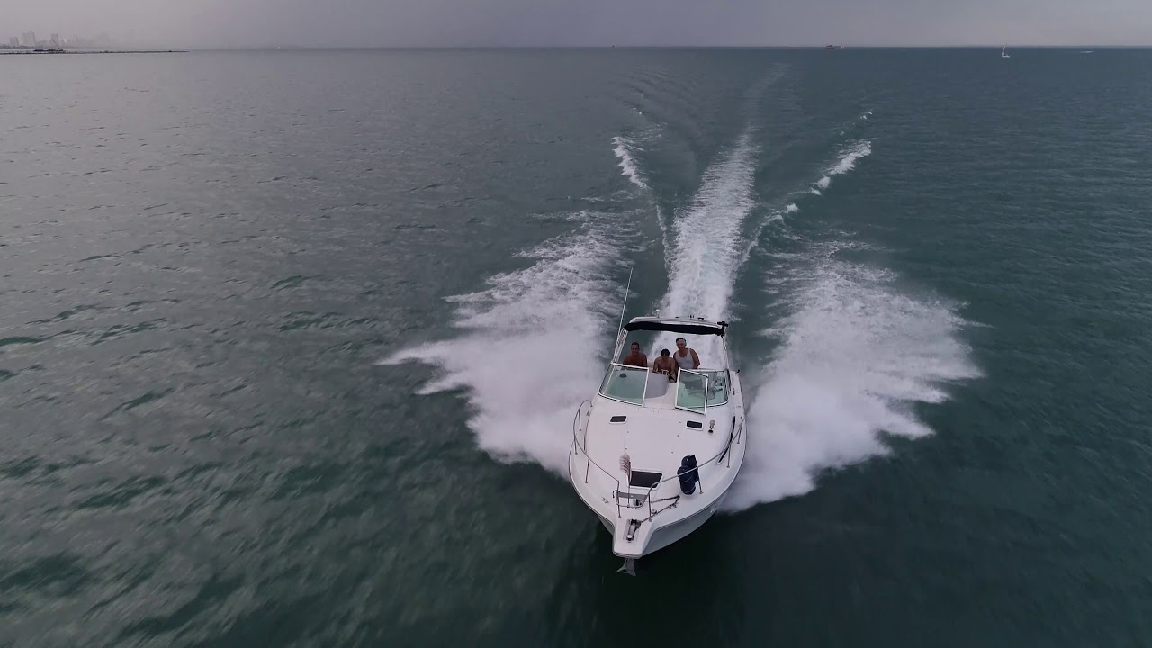 Boats and Drones Short Edit for Dave