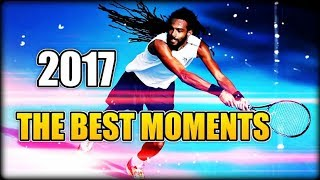 Dustin Brown - The Best Moments of 2017 Season