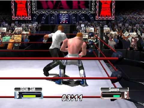 WHSW King of the Ring 2009 - FINAL MATCH - Iron Ian Vs Sunny Basra