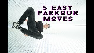 HOW TO DO PARKOUR: Part 1 of 3 (Wall Control Master Program)