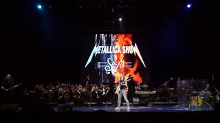 METALLICA SHOW с Симфоническим Оркестром - Nothing Else Matters