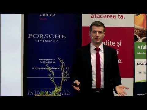 Lorand Soares-Szasz   Oradea Business Days 2013   Conferinta 2
