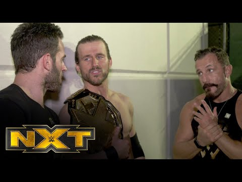Adam Cole isn't sweating the opposition: WWE Network Exclusive, June 10, 2020