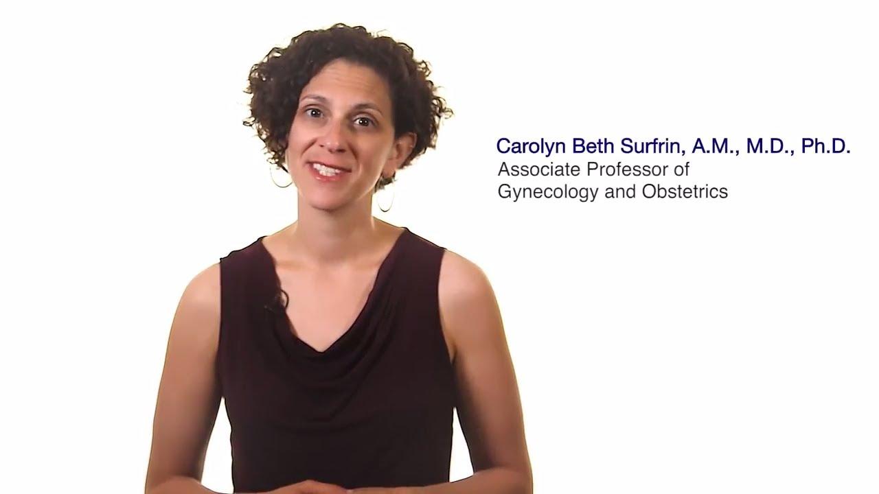 Carolyn Beth Sufrin, A M , M D , Ph D