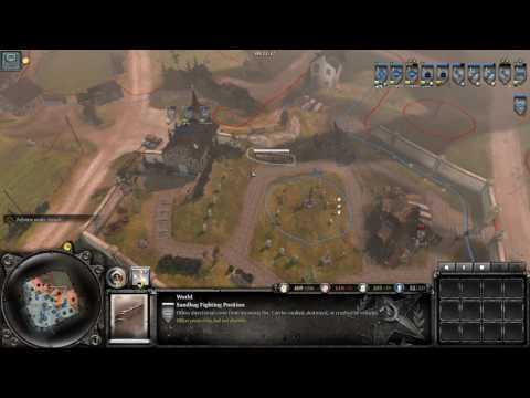 Company of Heroes 2 Wikinger Mod Russian Artillary