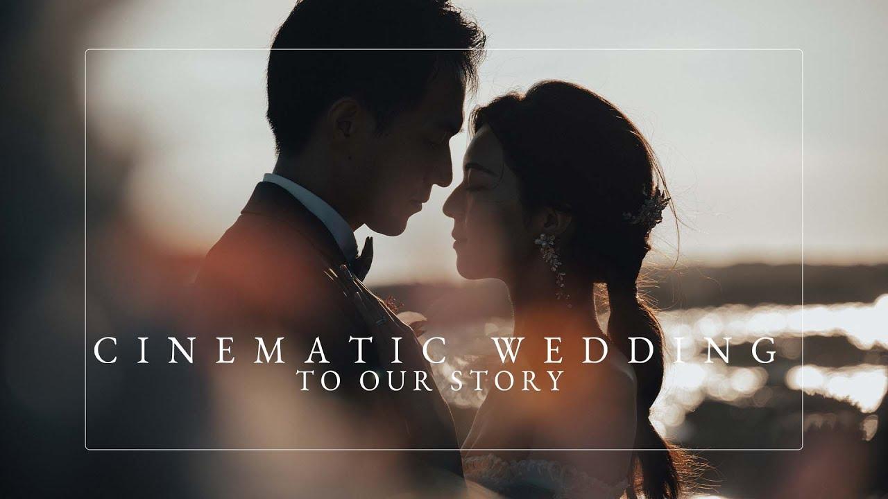 CINEMATIC 4K WEDDING FILM | オープニングムービー
