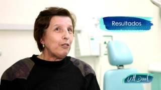 Implantes dentales en Badalona.Testimonio de Lola, paciente de la Clínica Dental Ull Dent