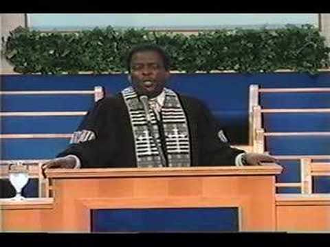 Dr. R.L. White Jr. 'How Do You Define Yourself'-Mount Ephraim Baptist Church