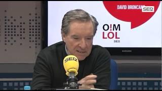 Iñaki Gabilondo y la toalla con semen. Cadena SER