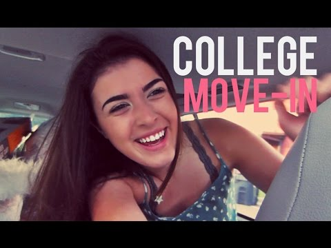 VLOG: Moving into College | Elon University