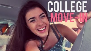 VLOG: Moving into College! thumbnail