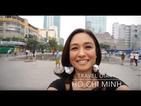 Travel Diary: Ho Chi Minh || Kelly Misa-Fernandez