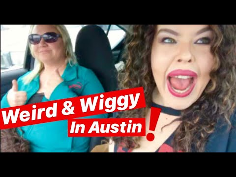 Polly & Howard Get Wiggy & Weird In Austin (A Must Watch & See)