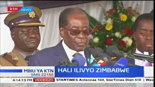 Mbiu ya KTN: Hali ilivyo Zimbabwe