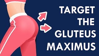 Gluteus Maximus Exercises: 6 Moves You Should Be Doing For Bigger Glutes!